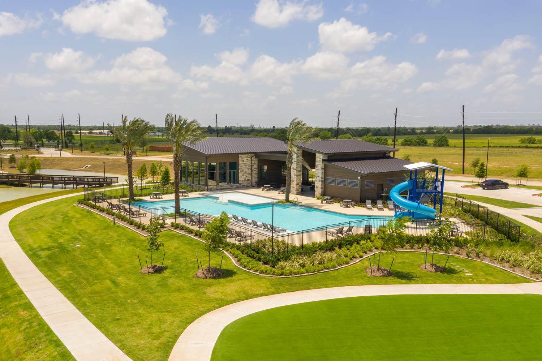 'LakeHouse 90'' by Trendmaker Homes Houston in Houston