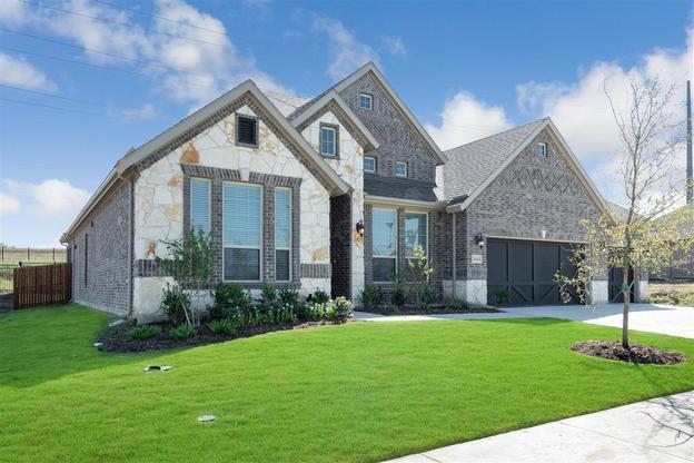 14668 Speargrass Drive | Scarlett Floor Plan | Fro:14668 Speargrass Drive | Scarlett Floor Plan | Front Exterior