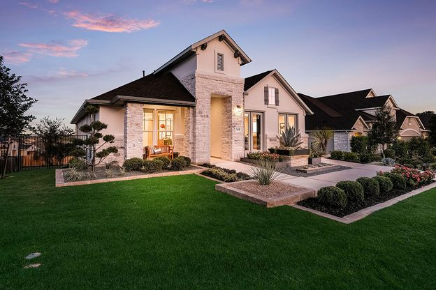 Rancho Sienna 50' | Fairfield Model Home | Front:Rancho Sienna 50' | Model Home, Elevation: Y