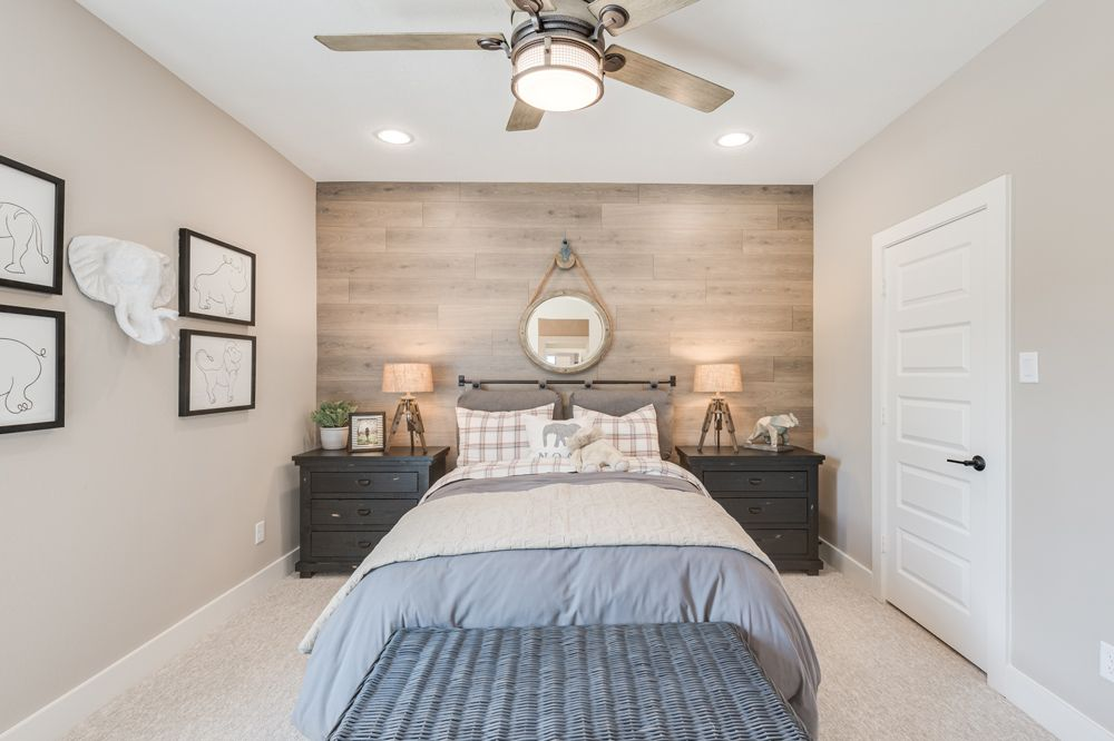 Bedroom featured in the Bogata By Trendmaker Homes in Houston, TX
