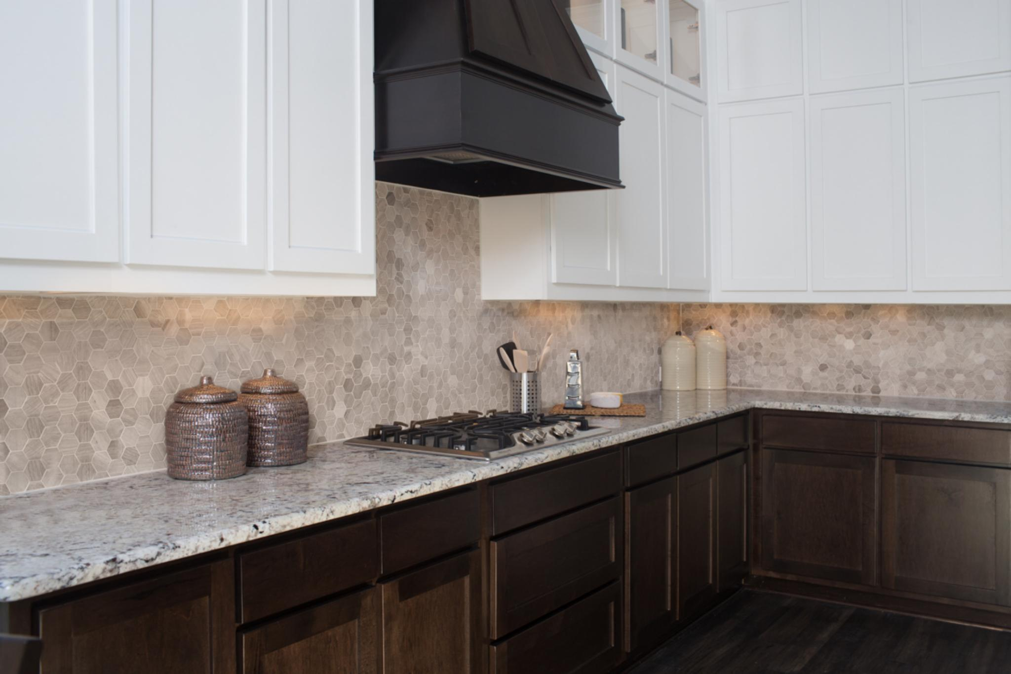 Kitchen featured in the Addison II By Trendmaker Homes in Dallas, TX