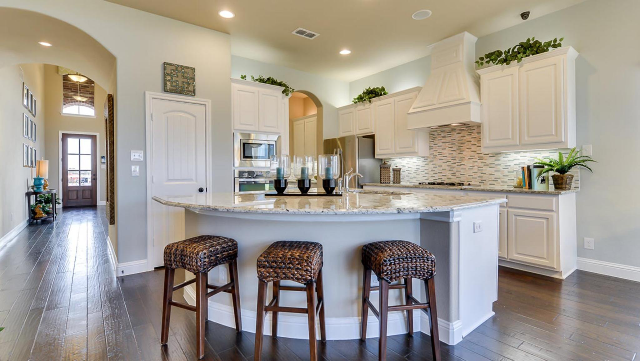 Kitchen featured in the Annabelle By Trendmaker Homes in Fort Worth, TX
