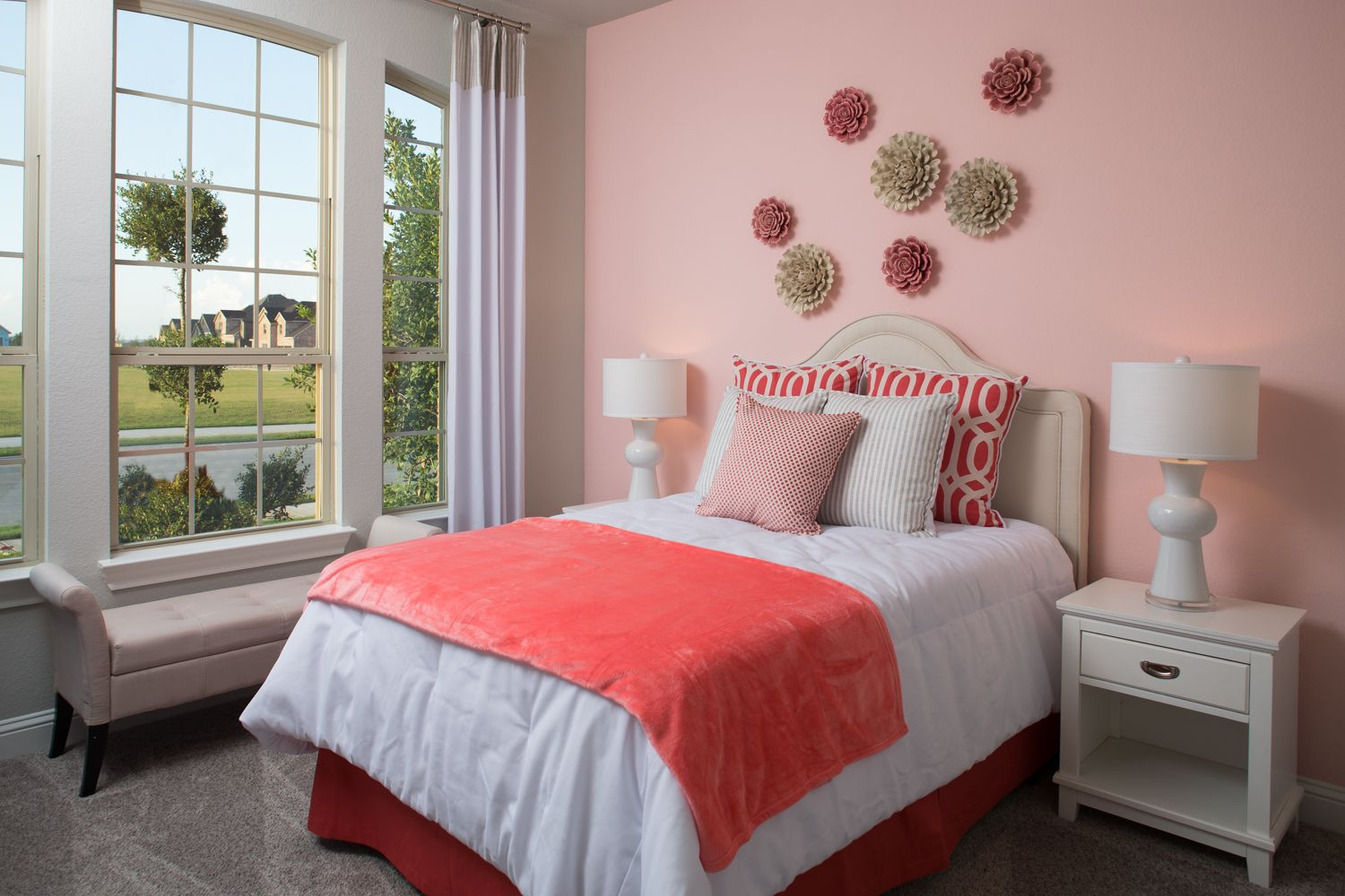 Bedroom featured in the Scarlett By Trendmaker Homes in Fort Worth, TX