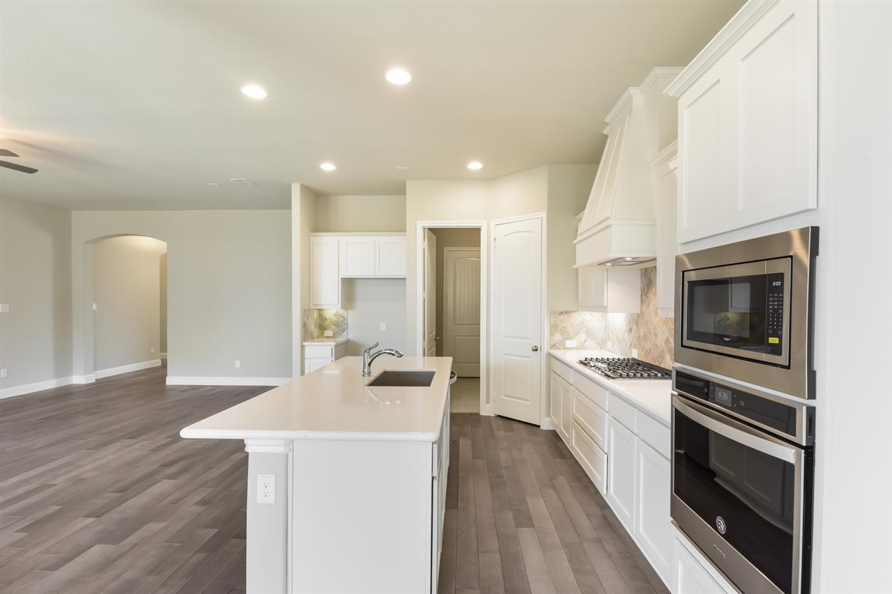 Kitchen featured in the Hailey By Trendmaker Homes in Fort Worth, TX