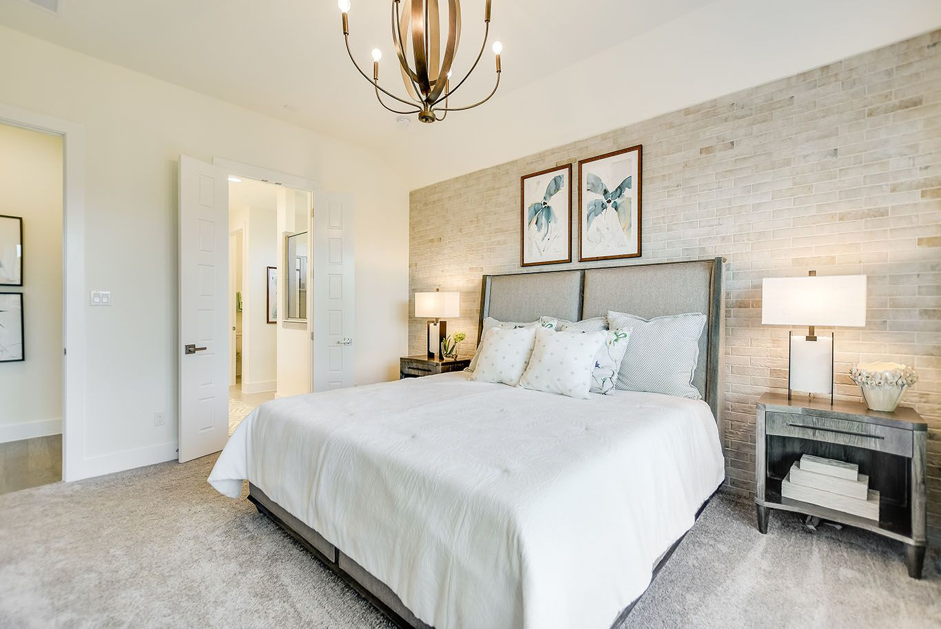 Bedroom featured in the Foss By Trendmaker Homes in Austin, TX