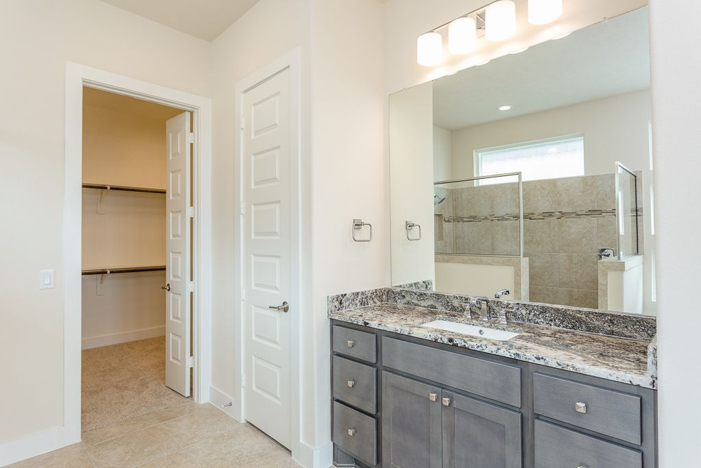 Bathroom featured in the Elm By Trendmaker Homes in Houston, TX