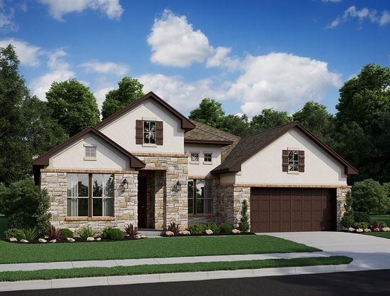 602F T Elev Web:Highlands at Mayfield Ranch 60' | Congress, Elevation T