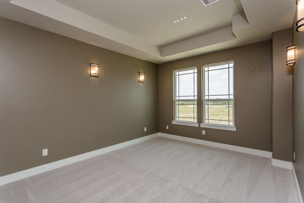 Living Area featured in the Messina By Trendmaker Homes in Houston, TX