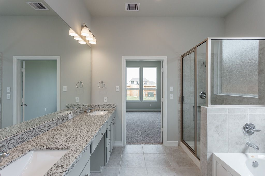 Bathroom featured in the Martin By Trendmaker Homes in Houston, TX