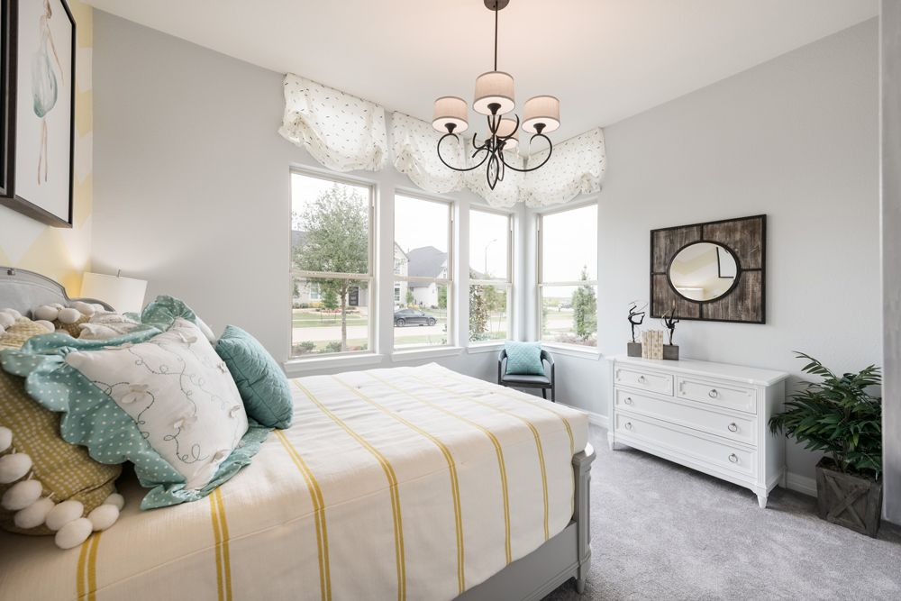 Bedroom featured in the Starling By Trendmaker Homes in Houston, TX