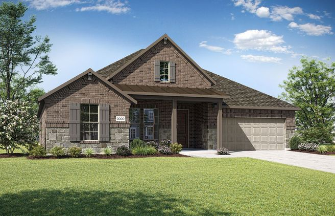 3521 Chacon Creek Trail (Asher)