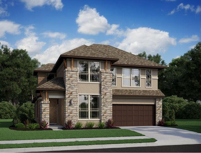 16610 Polletts Cove Court (Boxwood)