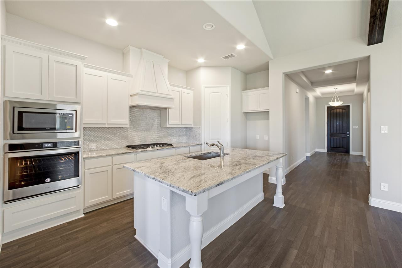 Kitchen featured in the Reese By Trendmaker Homes in Fort Worth, TX