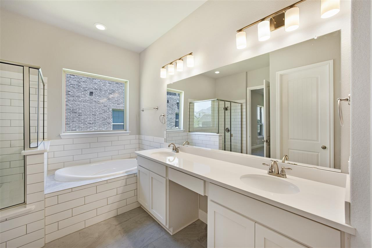 Bathroom featured in the Reese By Trendmaker Homes in Fort Worth, TX