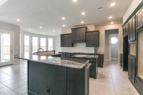 Kitchen-in-Plan C755-at-Cross Creek Ranch 70'-in-Fulshear