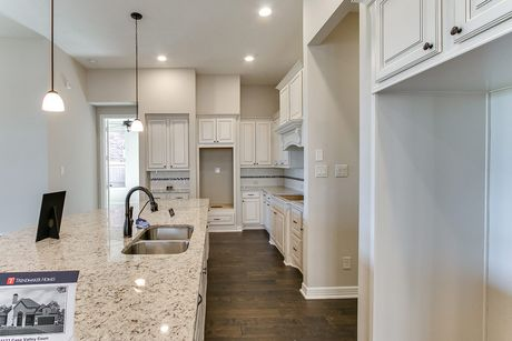 Kitchen-in-Carada-at-The Groves 70'-in-Humble