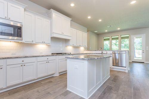Kitchen-in-Plan F851-at-Cross Creek Ranch 80'-in-Fulshear