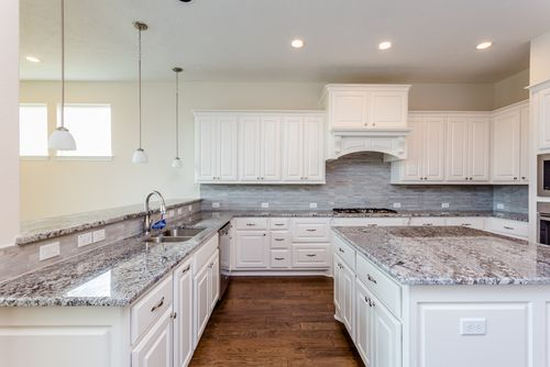 Kitchen-in-Plan F503-at-The Reserve at Clear Lake 55'-in-Houston