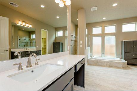 Bathroom-in-Burton-at-Cross Creek Ranch 65'-in-Fulshear