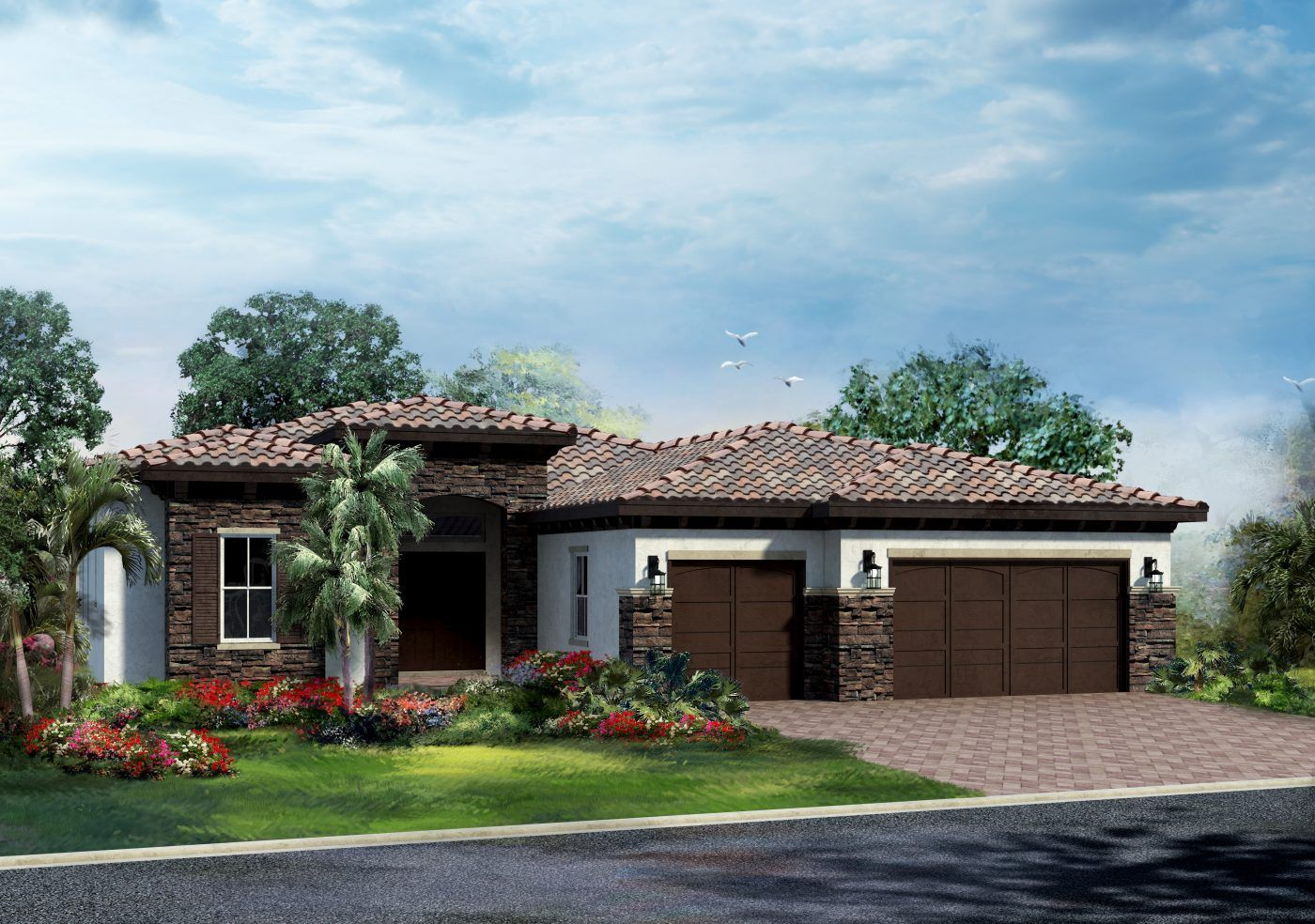Ranchera   Stillwater Shores By Kennedy Homes: Davie, Florida   Stillwater  Shores