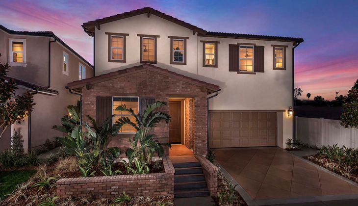 Terrassa Villa:Residence 3A - Architectural Style Spanish