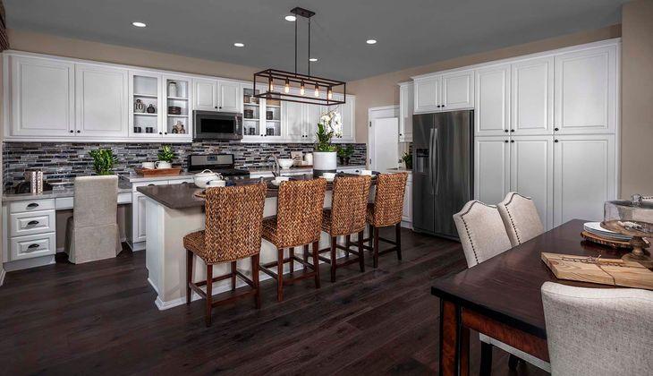 Terrassa Villas:Residence 2 - Kitchen