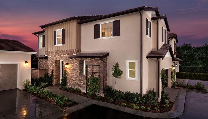 Aria:Residence 1 - Model Home