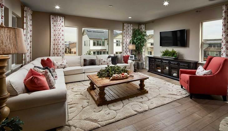 Model Home | Residence 3505 - Great Room