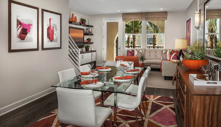 Interior:Residence 1 - Great Room