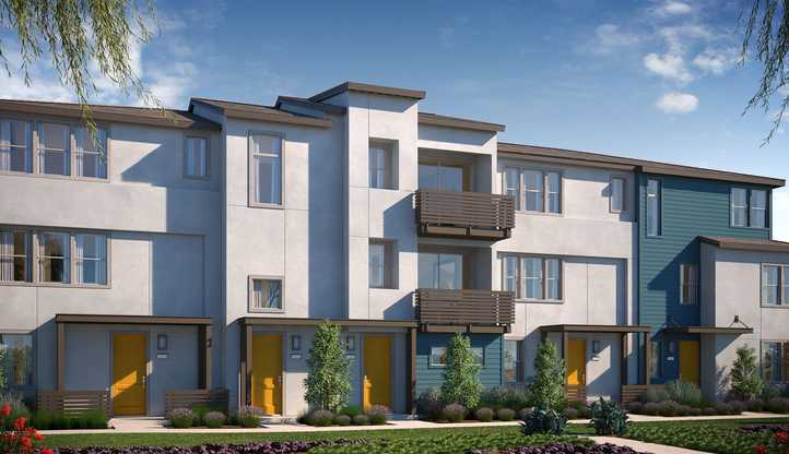 Apex at mission stevenson in fremont ca new homes floor plans by community images 148 fandeluxe Image collections