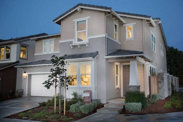 Exterior:Homesite 40 - Residence 3