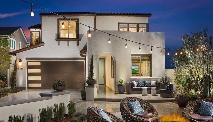 Exterior:Residence 3 - Model Home