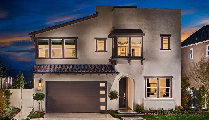 Exterior:Residence 1 - Model Home