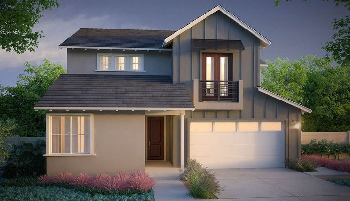 Exterior:Talus Residence 3CR - Rendering