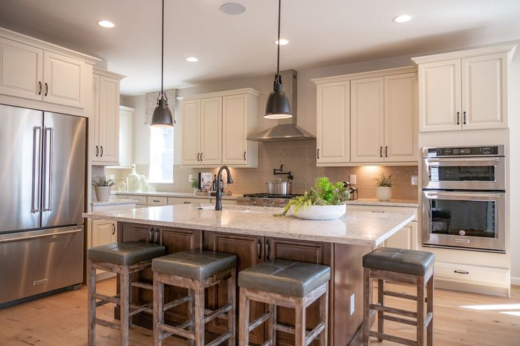 Residence 4020 - Model Home:Kitchen