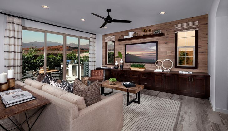 Aria:Residence 2 - Great Room