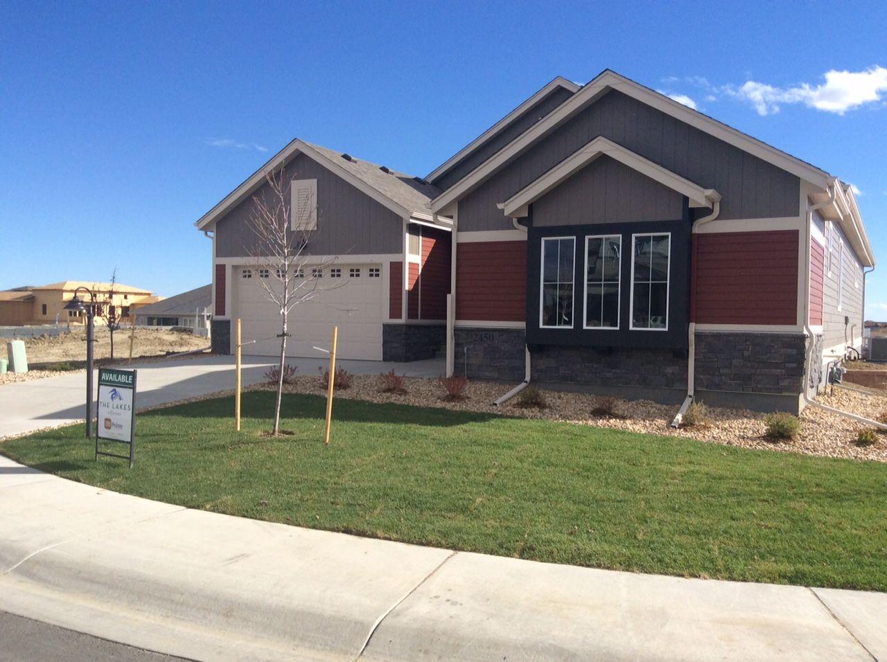 New Home Developments Loveland Colorado