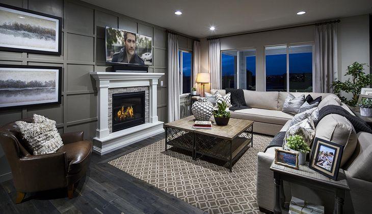 Residence 4003 | Model Home:Great Room