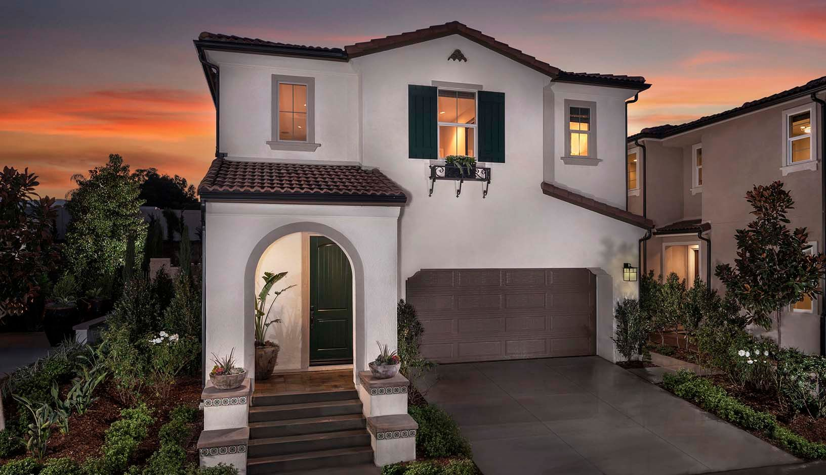 Terrassa Villas By TRI Pointe Homes In Riverside San Bernardino California