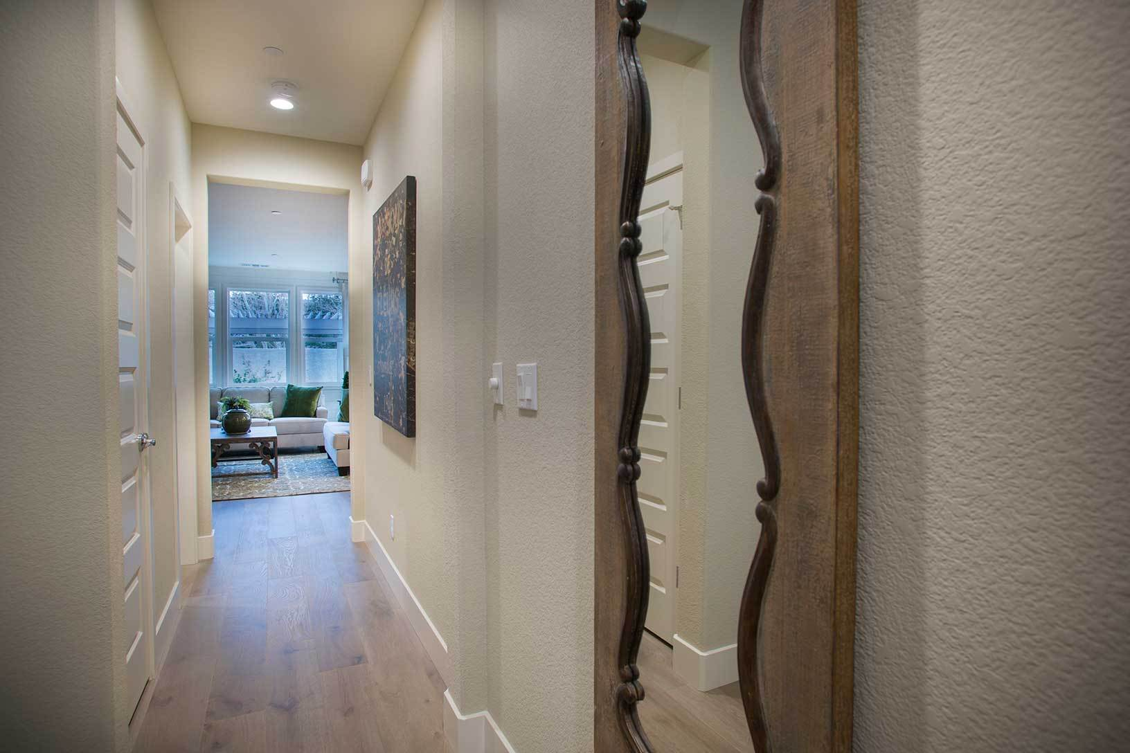 Hallway-in-Residence 1-at-Bloom at Green Valley-in-Fairfield