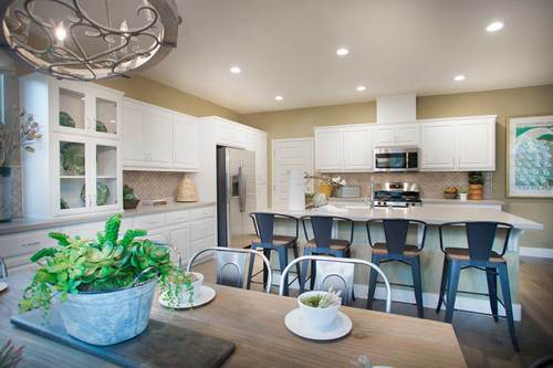 Kitchen-in-Residence 1-at-Bloom at Green Valley-in-Fairfield