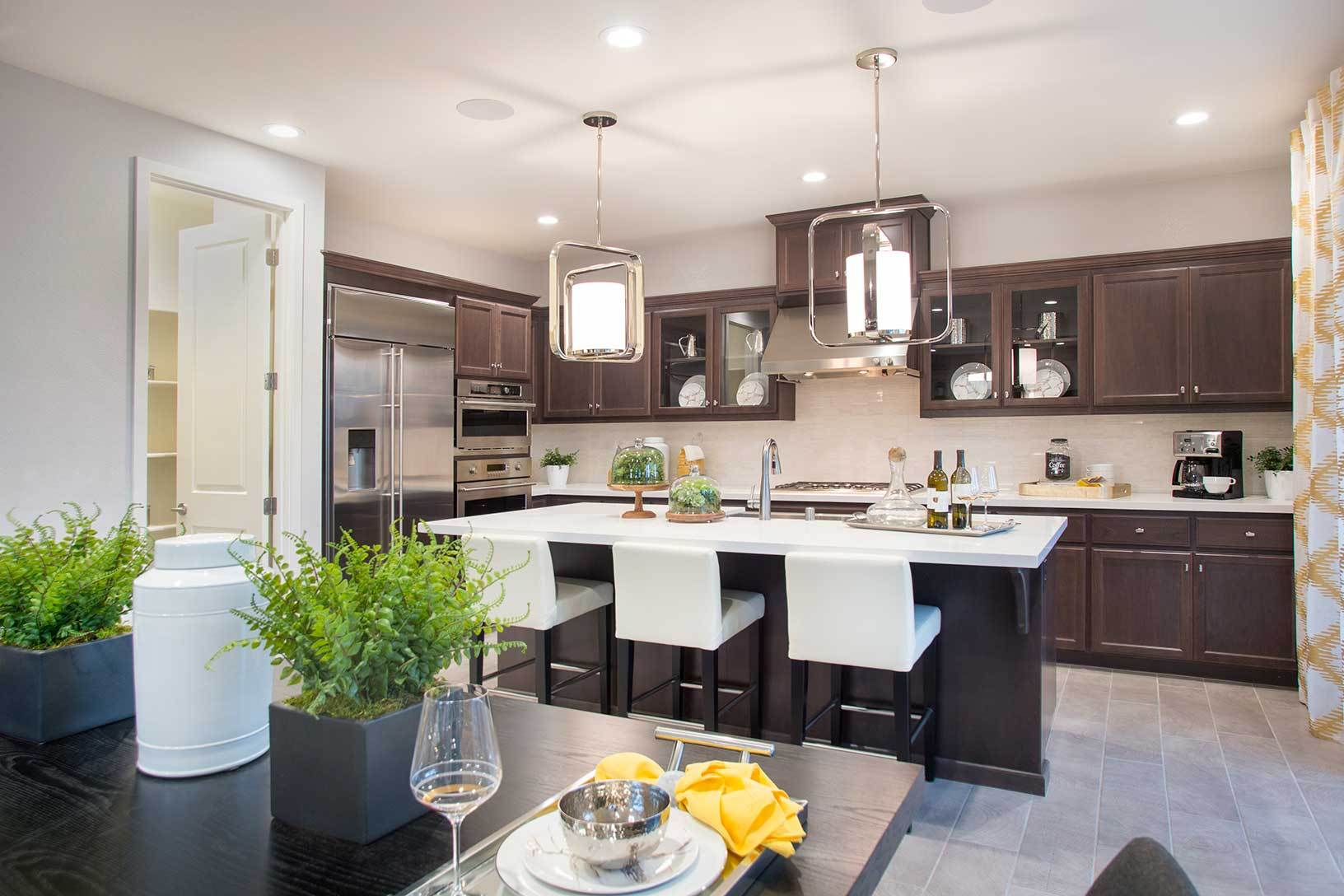 Kitchen-in-Residence 3-at-Harvest at Green Valley-in-Fairfield