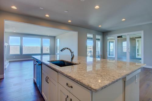 Kitchen-in-Residence 6004-at-Encore Collection at Whispering Pines-in-Aurora