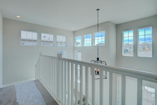 Stairway-in-Residence 6004-at-Encore Collection at Whispering Pines-in-Aurora