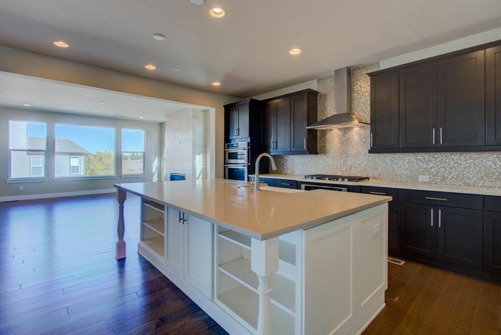 8119 S Kellerman Cir:Open Great Room & Kitchen