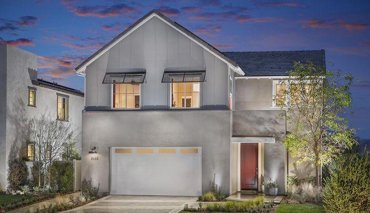 Exterior:Residence 2 - Model Home
