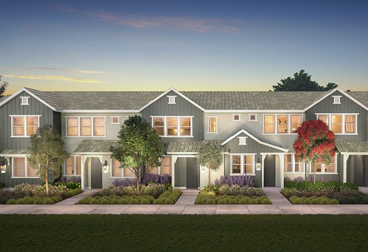 Exterior:Farmhouse Architectural Style