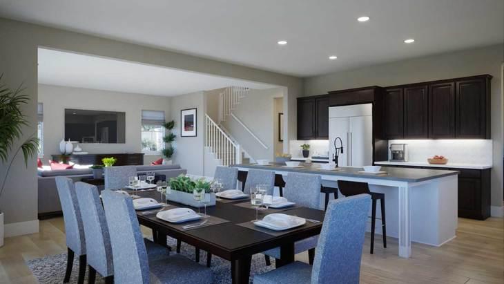 01B CAM 006 UT BASE :Residence 1 - Kitchen/Dining Room