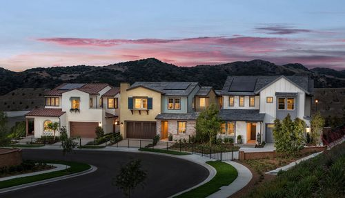 Viridian At Esencia By Tri Pointe Homes In Orange County California