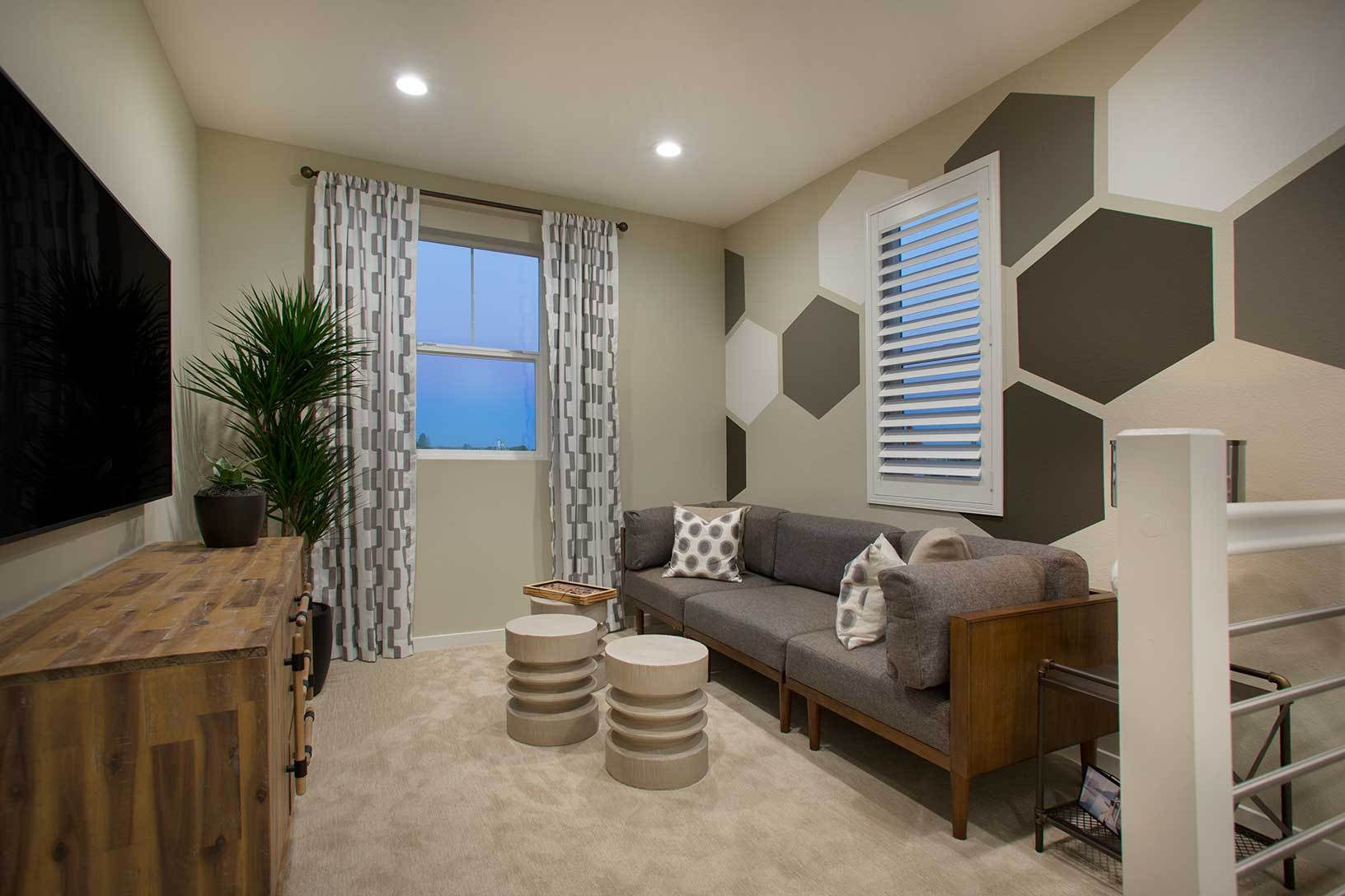 Media-Room-in-Residence 3-at-Lantana at the Villages-in-Fairfield